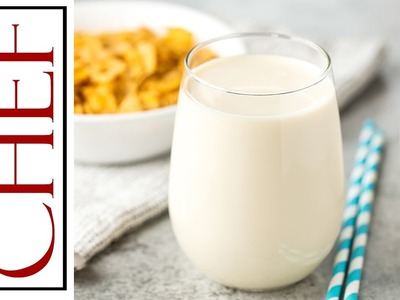 How to Make Cereal Milk (Momofuku Milk Bar Copycat)