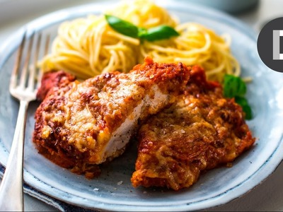 How to make.  Chicken Parmesan!