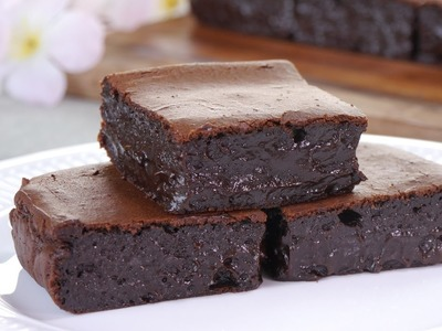 How to Make Chocolate Butter Mochi (RECIPE)