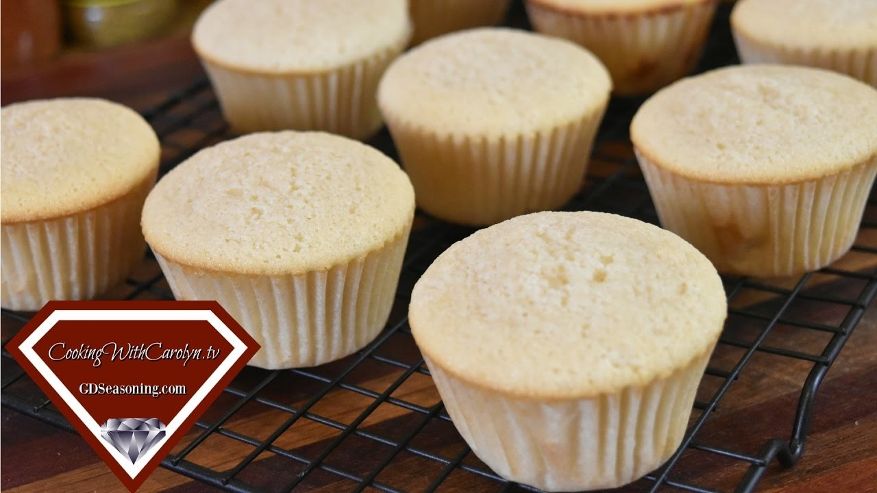 How to Make Cupcakes Using Cake Batter |Answering a Few Questions |Cooking With Carolyn