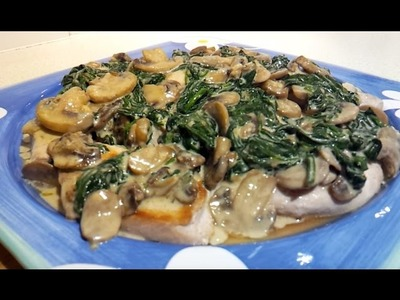 How to make delicious Low Carb Chicken Florentine