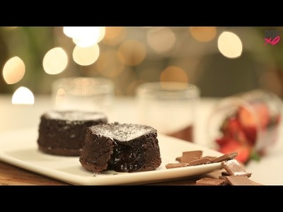 How To Make Domino's Style Choco Lava Cake - POPxo Food