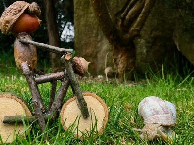 How to make forest creature DIY
