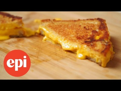 How to Make Homemade American Cheese | Epicurious