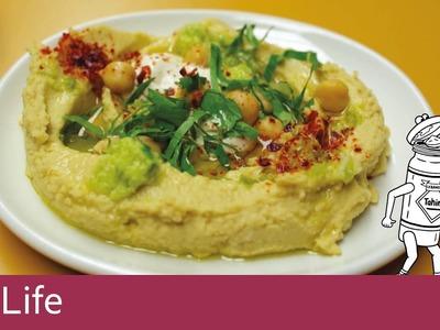 How To.  Make Hummus   FT Life