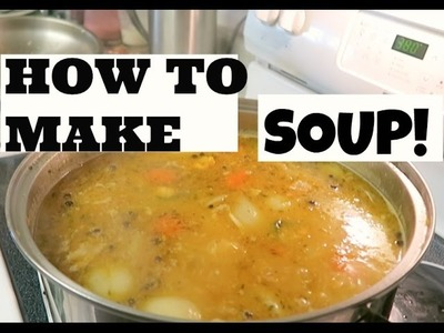 HOW TO MAKE | JAMAICAN CHICKEN SOUP
