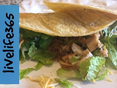 How to. Make Killer Chicken Tacos