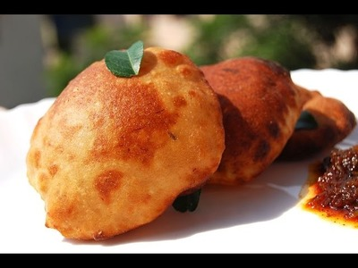 How to make Mangalore buns - Using wheat flour?