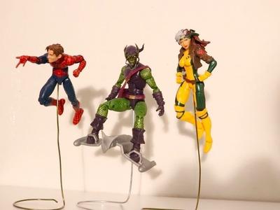 How to Make Marvel Legends Figure Stands!