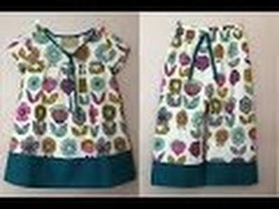 How to Make Night Dress Pant ?