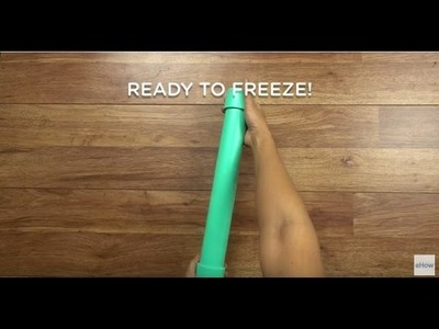 How to Make PVC Pipe Ice Packs for Coolers