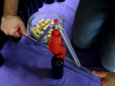 How To Make Red Wine From Grapes: Bottling