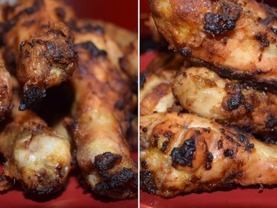 HOW TO MAKE SPICY CHICKEN DRUMSTICKS GHANA