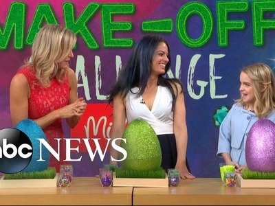 How to make the best Easter basket with slime eggs
