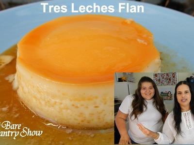 How to Make Tres Leches Flan | Feliz Cinco De Mayo
