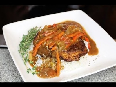 Jamaica Brown Stew Fish Red Snapper (Saturday Meal) (Legacy) How - To - Make ????