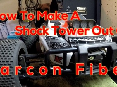 Tech: How To Make A Carbon Fiber Shock Tower