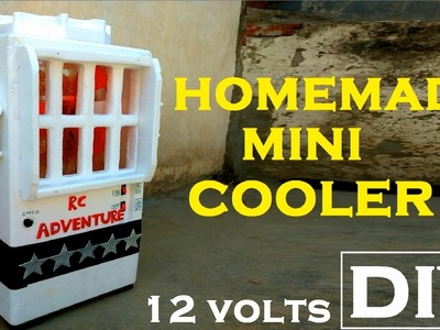 कम लागत में घर पर कूलर कैसे बनाये | How To Make Cooler At Home In Low Cost