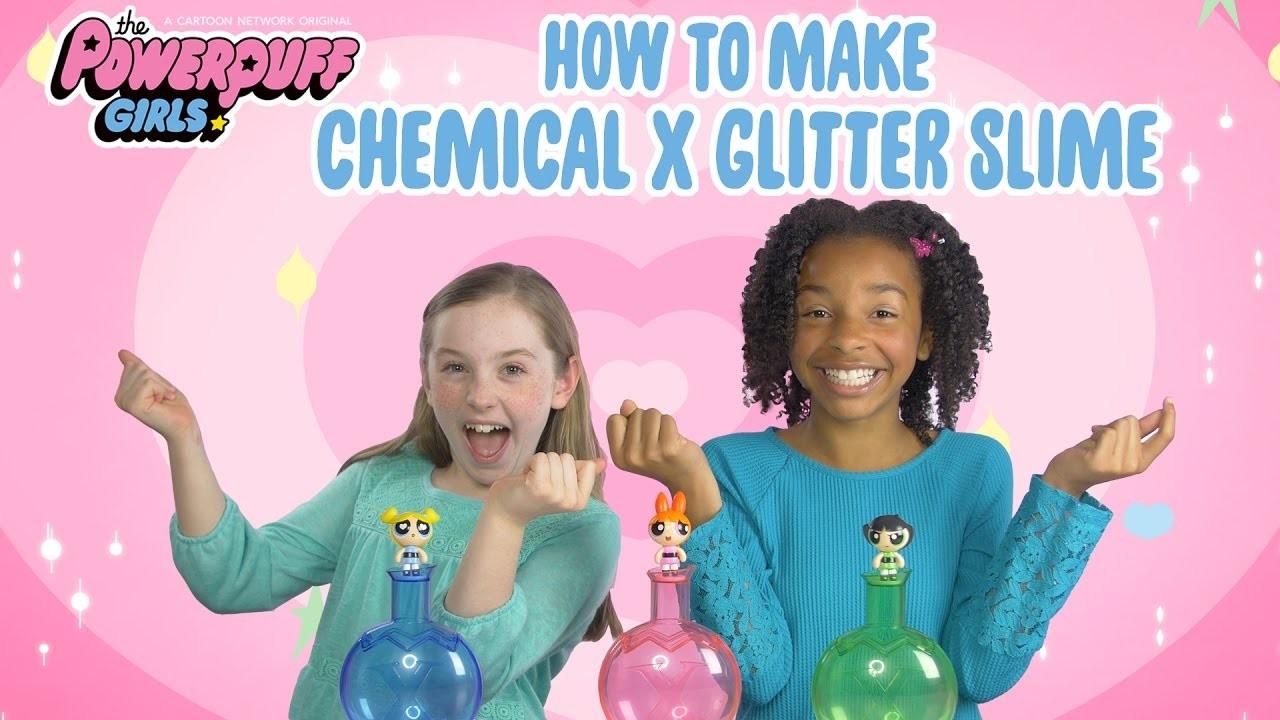 how to make the powerpuff girls