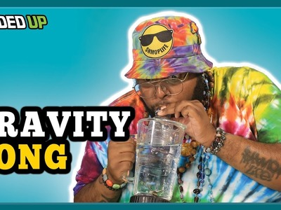 Weed Guide How To Make A Homemade Gravity Bong