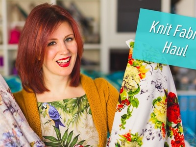 A Beginner's Guide to Knit Fabric :: Knit Fabric Haul #1