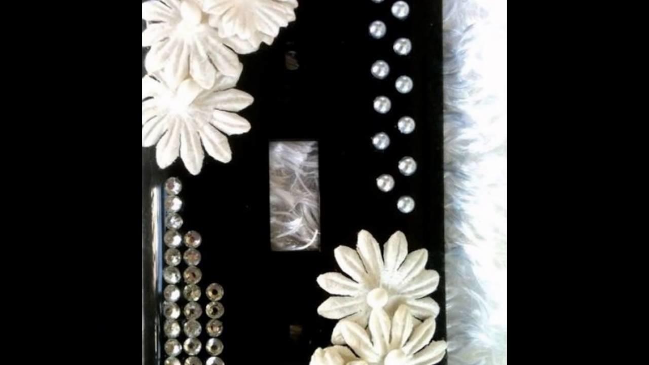 Bellos ideas para decorar los enchufes e interruptores de - Enchufes e interruptores ...