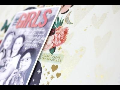 Cocoa Daisy Guest Designer: The Girls