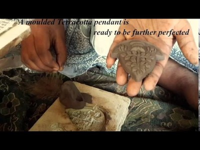 Color D Earth - The process of making Terracotta  Jewelry