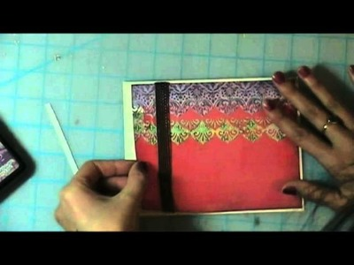 Color My Humpday Card Making Tutorial, Episode 2