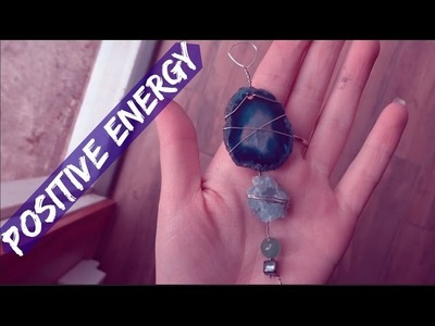 Crafting With Crystal's. Wire Wrapping