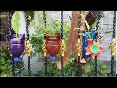 Creative ideas from waste bottles - creative ideas from plastick bottle