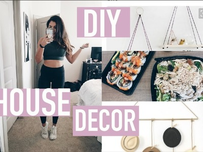 DIY HOME DECOR PROJECTS FOR MY NEW HOUSE