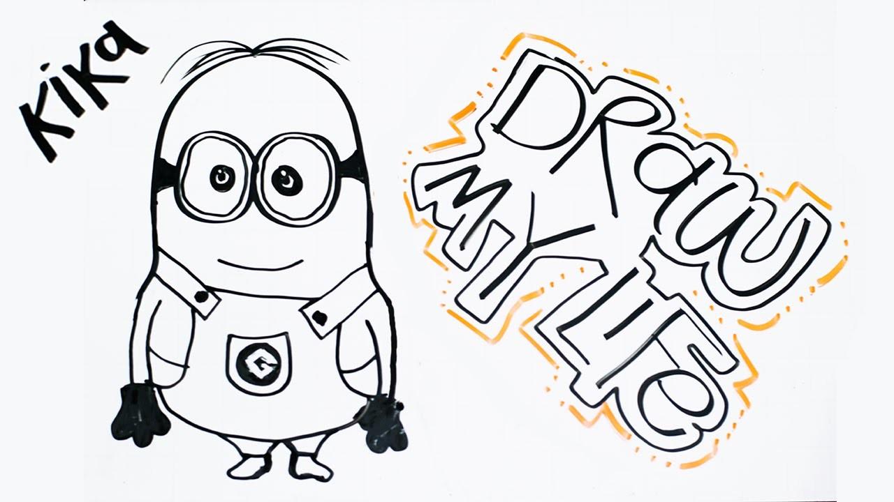 How to draw kika 85