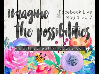 FB Live May 8th 2017: Mother's Day, Grad Cards, and more!