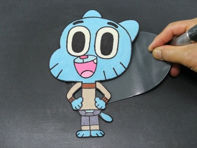 Gumball PANCAKE from The Amazing World of Gumball