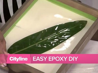 How to apply epoxy for a high-gloss finish on furniture