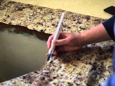 How to apply instant granite the right way