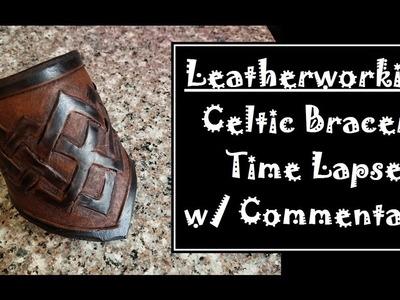 How to Make A Celtic Bracer