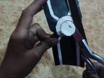 How to make (Ben 10 classical watch) part (1)