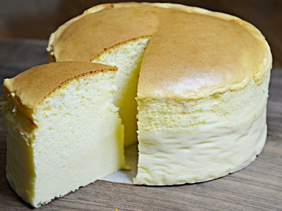 How to make Japanese Cheese Cake