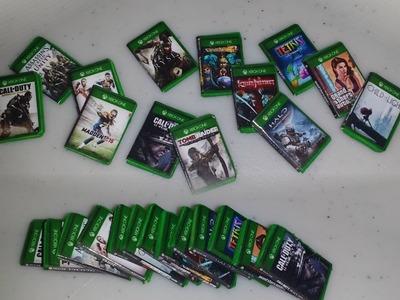 How to make Mini XBox Games