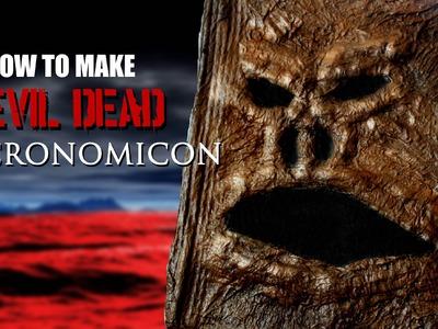 How to make the EVIL DEAD book (Necronomicon)