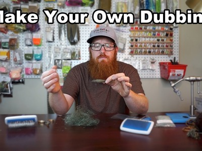 Make your own dubbing how YOU want it! - McFly Angler