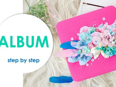 "Mini album | ""Daydream"" collection Lemoncraft 