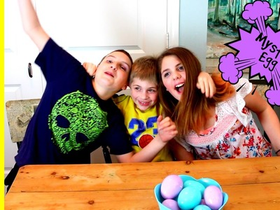 Mystery Egg | Easter Candy Guessing Game | Fun with Friends