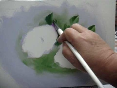 NO1 Leaf Oil Painting