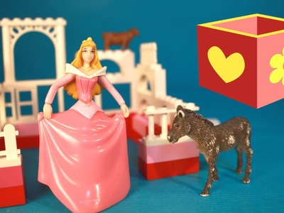 Princess and Farm Animals | Bellboxes | juguetes para ninos | Toys for children | for girls and boys