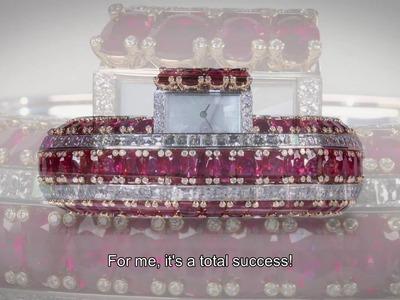 Rubis Secret watch bracelet - Van Cleef & Arpels