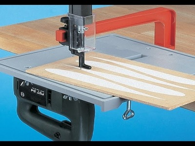Scroll Saw Adapter for Jigsaw Table - www.neutechnik.com