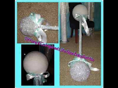 Skylar's Baby Sprinkle - Tiffany & Co inspired Baby Rattle Chapter 5